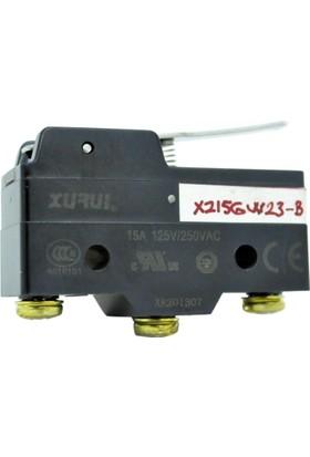 El-Max Xz-15Gw23-B Orta Palet 1No+1Nc Mikro Swıtch