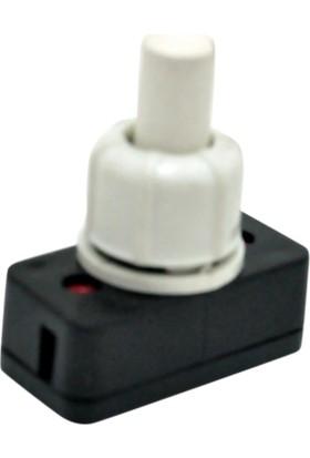 El-Max Wk-4 Mini Buton Tip Mikro Swıtch 1N0+1Nc