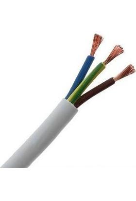Hes 3X2,5 Mm² Ttr Kablo (Beyaz)