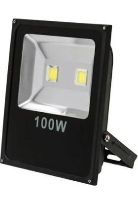Ars 100W Cob Led Projektör (Beyaz Işık)