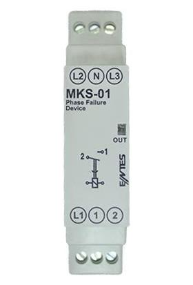Entes Mks-01Motor (Faz) Koruma Rölesi