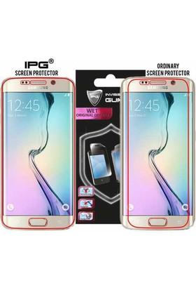 IPG Samsung Galaxy S6 Edge Görünmez Ekran Koruyucu