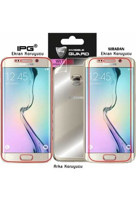 IPG Samsung Galaxy S6 Edge Görünmez Tam Kaplama