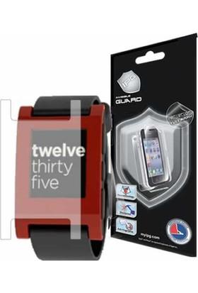 IPG Pebble Smart Watch Ekran Koruyucu (2 Adet)