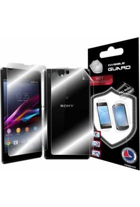 IPG Sony Xperia Z1 Compact Görünmez Tam Kaplama