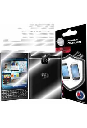 IPG Blackberry Passport Görünmez Tam Kaplama