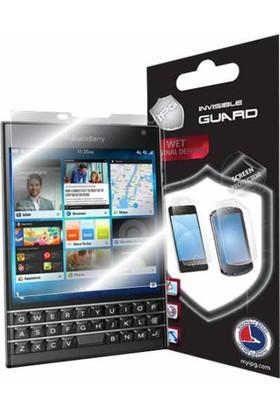 IPG Blackberry Passport Görünmez Ekran Koruyucu