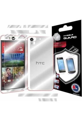 IPG HTC Desire Eye Görünmez Tam Kaplama (Maksimum Koruma)