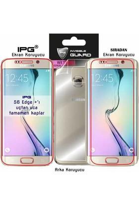 IPG Samsung Galaxy S6 Edge Plus+ Görünmez Tam Kaplama
