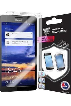 IPG Microsoft Lumia 950 XL Görünmez Ekran Koruyucu