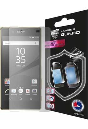 IPG Sony Xperia Z5 Perimum Görünmez Ekran Koruyucu