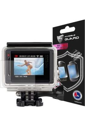 "IPG Go Pro Hero 4 Silver Camera LCD 1.75"" 2 adet"
