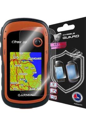 IPG Garmin eTrex GPS Görünmez Ekran Koruyucu (2 adet)