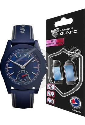 IPG Armani Exchange AX Connected Watch Ekran Koruyucu (2 Adet)