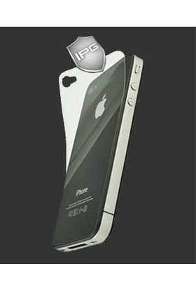 IPG Apple iPhone 5 - 5S Görünmez Arka Koruyucu