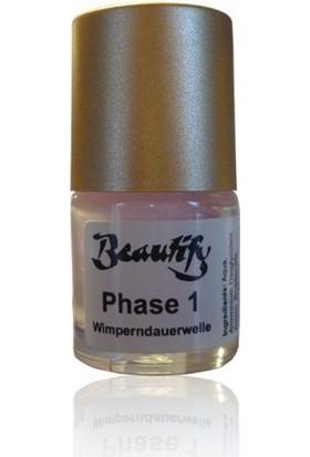 Beautify Kirpik Perma İlacı No : 1