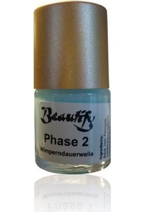 Beautify Kirpik Perma İlacı No : 2