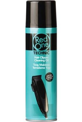 Red One Technıc Tıraş Makinesi Temizleme Yağı - 200 Ml