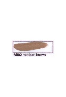Pure Beau Medium Brown Mittel Brown 002 - Kalıcı Makyaj Boyası