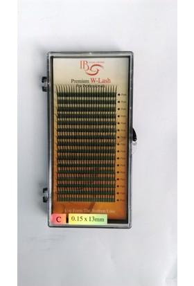 Ib İpek Kirpik C 0.15X13Mm W-Lash