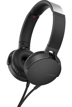 Sony MDRXB550APB.CE7 Kulaküstü Kulaklık Siyah