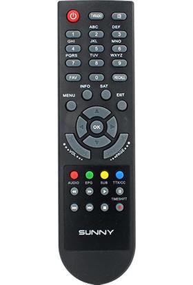 Uskey Rt-1495 Sunny Mini Hd Uydu Kumandası