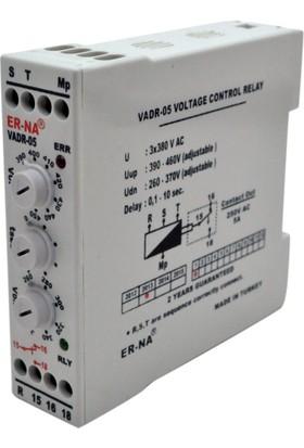 Er-Na Gerilim Kontrol Rölesi-İnce Tip (Vadr-05)
