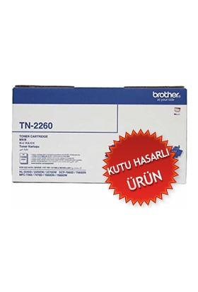 Brother Tn-2260 Toner (Kutu Hasarlı) Dcp-7065 / Hl-2250 / Mfc-7360