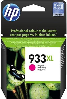 Hp 933Xl Cn055A Kırmızı Kartuş -Officejet 6100/6600