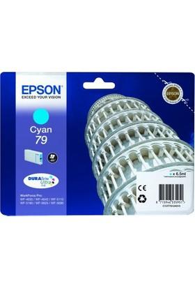 Epson 79 Ct79124010 Mavi Kartuş Wf-4630/Wf-4640/Wf-5110