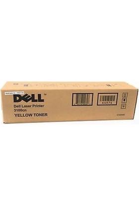 Dell 3000Cn / 3100Cn Ct200484 Sarı Toner