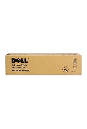 Dell 3000Cn / 3500Cn (Ct200574) P6731 Sarı Toner