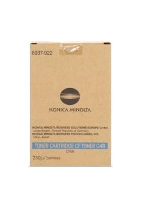 Konica Minolta 8937-922 Mavi Toner (C4B) - Cf2002 / Cf3102