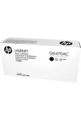 Hp Q6470Ac Siyah Toner-Laserjet 3600 / 3800 / Cp3505