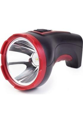 Gold Silver 5 W Mini Şarjlı Projektör