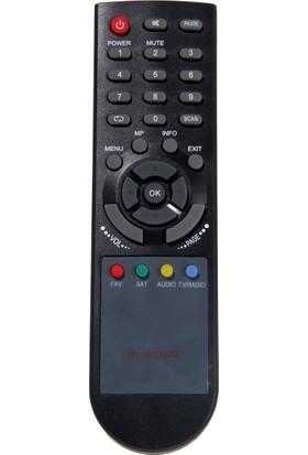 Rt-18000Ams Amstrad Fta Uydu Kumandası