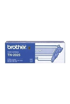 Brother Tn-2025 Siyah Toner - Mfc7420/2820-Hl2040/70N Toneri