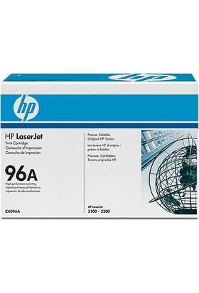 Hp C4096A (96A) Siyah Toner - Laserjet 2100-2200 Yazıcı Toneri