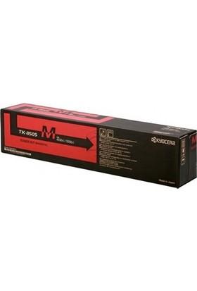 Kyocera Tk-8505M Kırmızı Toner - Taskalfa 4550Cı / 5550Cı