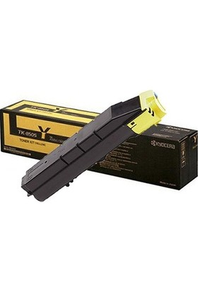 Kyocera Tk-8505Y Sarı Toner - Taskalfa 4550Cı / 5550Cı