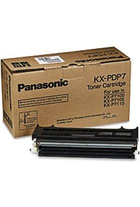 Panasonic Kx-Pdp7 Siyah Renkli Toner - 7100/7105/7110 Toner