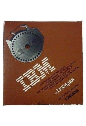 Lexmark Ibm / Lexmark 1299635 Daktilo Şeridi