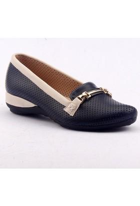 Ayakdaş 400 Günlük Yürüyüş Bayan Babet Ayakkabı