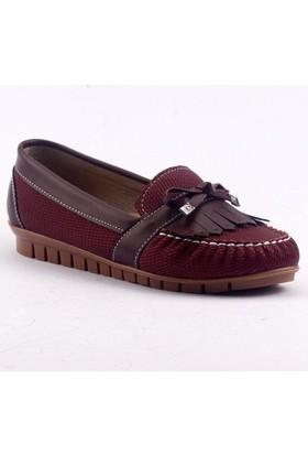 Ccway B06 Günlük Yürüyüş Bayan Babet Ayakkabı