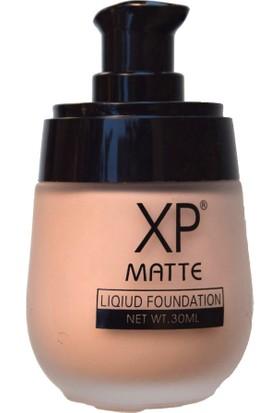 Xp Matte Foundatıon 03