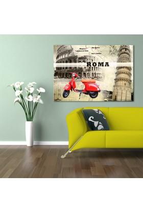 Hepsiburada Home Roma Canvas Tablo