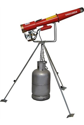 Kurtbomsan Tripodlu Kuş Kaçırıcı , Domuz Kovucu , Ayı Savar Lpg Topu ( M2 Model )