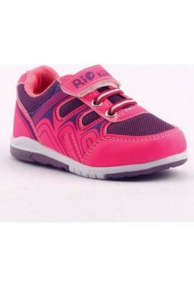 Rio Işıklı Kız Çocuk Spor Ayakkabı