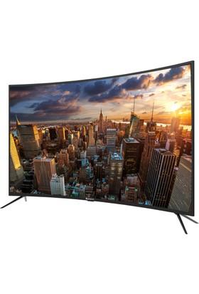 Sunny 55'' Curved 800Hz Ultra Hd Uydu Alıcılı Smart Led Tv