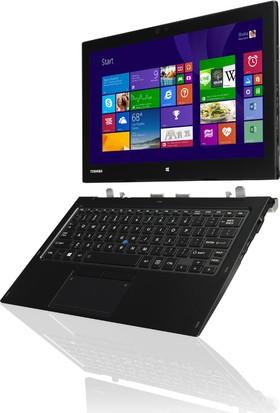 "Toshiba Portege Z20T-B-105 Intel Core M 5Y71 8GB 256GB SSD Windows 8.1 Pro 12.5"" FHD Taşınabilir Bilgisayar"